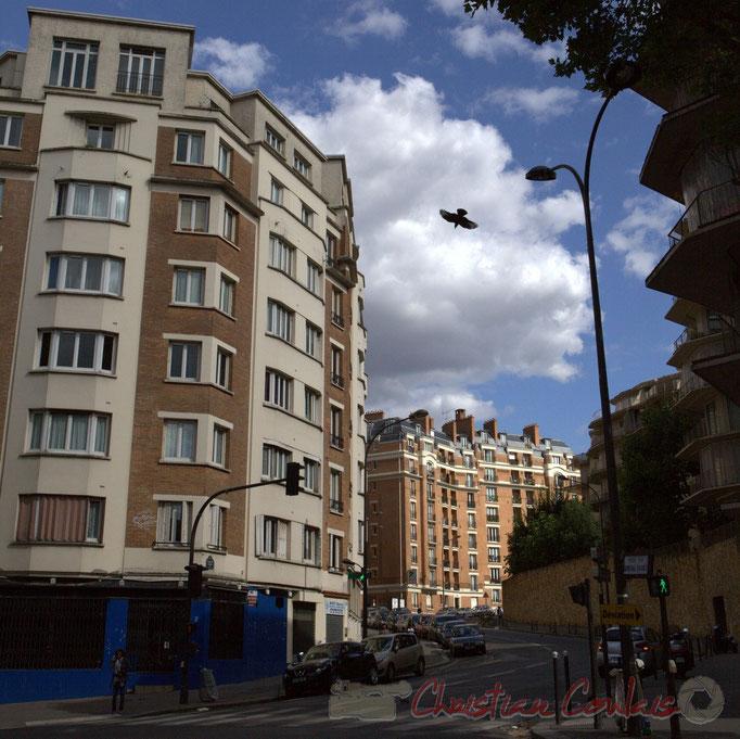 Rue du Général Brunet, Paris 19ème