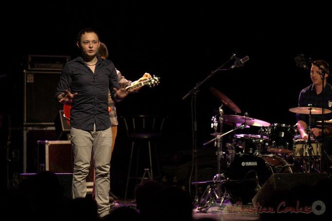 Festival JAZZ360, Atrisma. Cénac, 12/06/2015