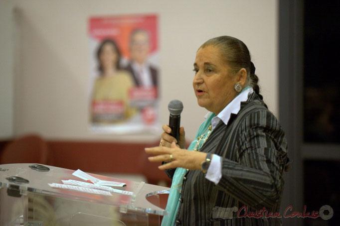 Martine Faure, Députée de la Gironde, 12ème circonscription