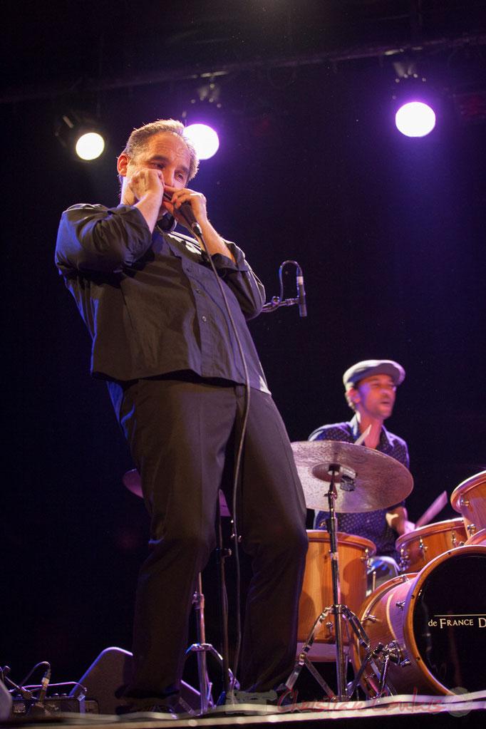 Laurent Maur, Curtis Efoua Ela, Youpi Quartet, JAZZ360 à Cénac