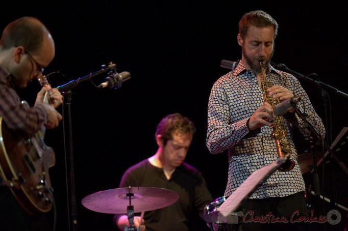Festival JAZZ360 2015, Antoine Paganotti, Christophe Panzani