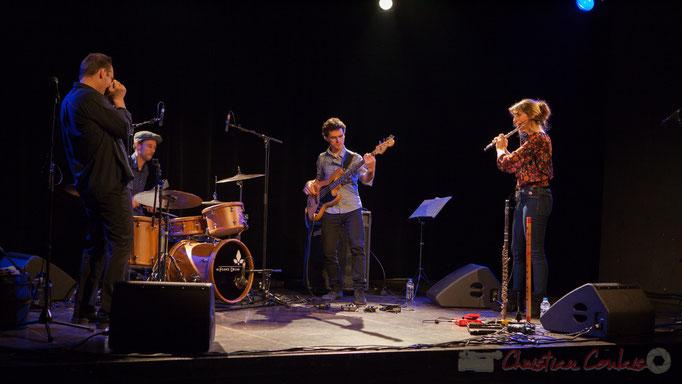 Youpi Quartet, JAZZ360, Cénac