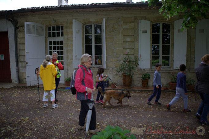 Festival JAZZ360 2015, randonnée pédrestre, Château Brethous, Camblanes-et-Meynac