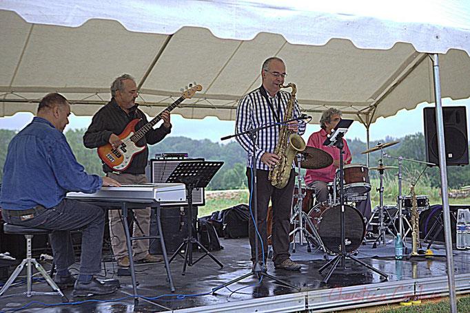 Festival JAZZ360 2012, Affinity Quartet