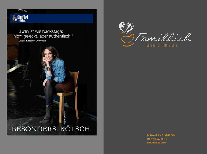 Cafe Famillich Köln