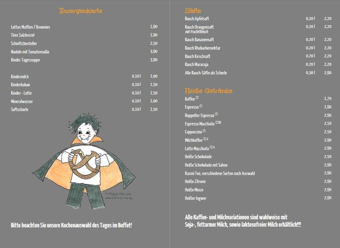 Der kleine Vampir Valentin, Cafe Famillich Köln