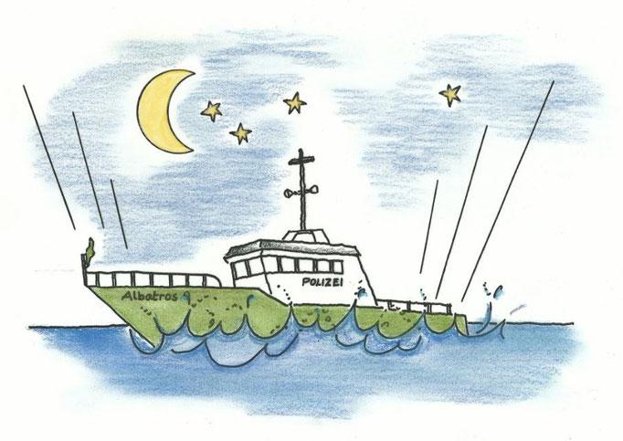 Abenteuer auf der Pirateninsel, Vampir Valentin 1, Anje Hansen, Psst Hörmal Verlag