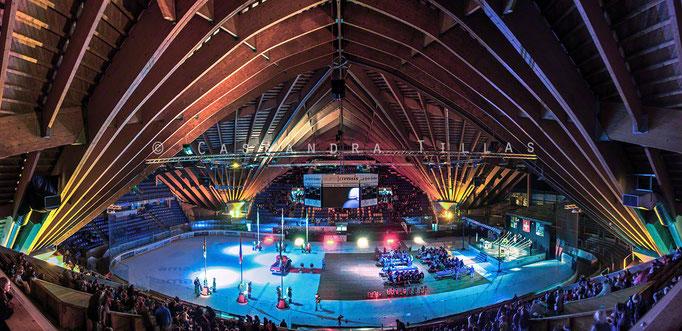 Vaillant Arena, Davos.