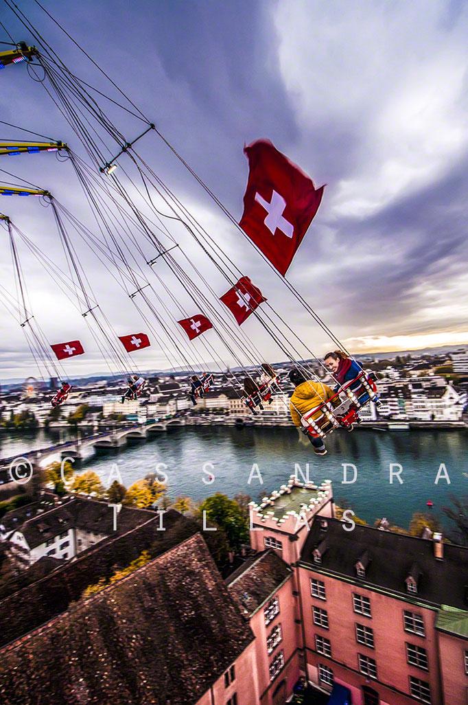 Herbstmesse, Basel.