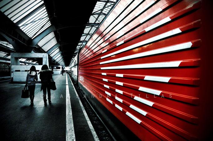 Zurich HB (Hauptbahnhof/Main Station)