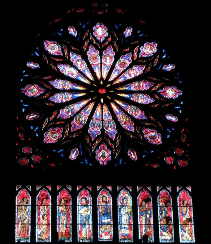 Kathedrale in Trondheim, Norwegen