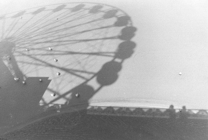 ぼうしレーベルのLove Parade / Venus Peterフレキシ - イングランド北西部ブラックプールにて91年