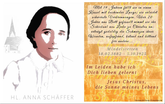 Hl. Anna Schäffer