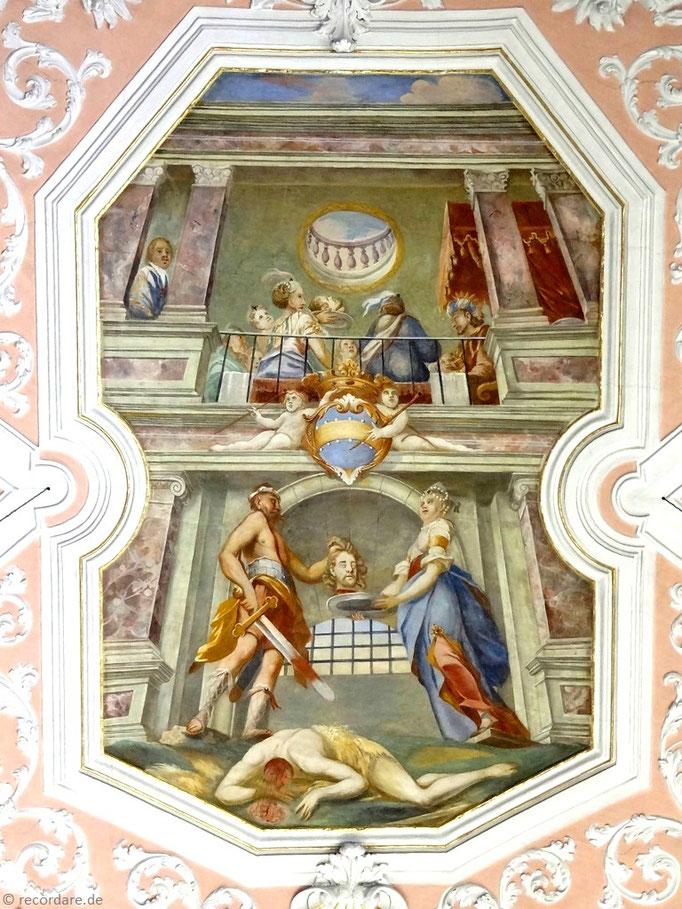 Enthauptung Johannes d. Täufers
