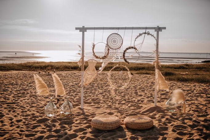 Beachwedding Nordsee Noordwijk