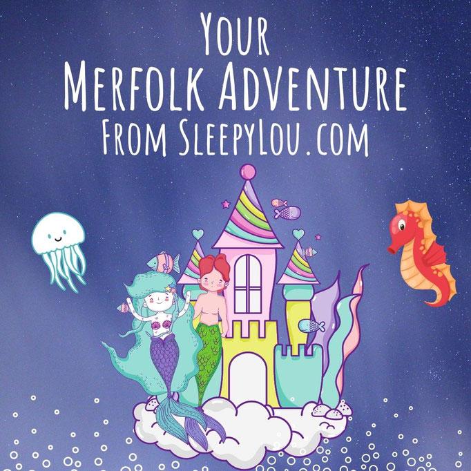 Your Merfolk Adventure