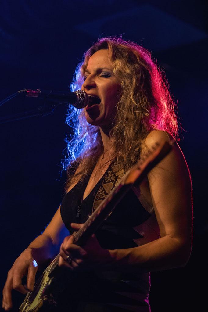 Ana Popovic, REX, Bensheim, 11/2014