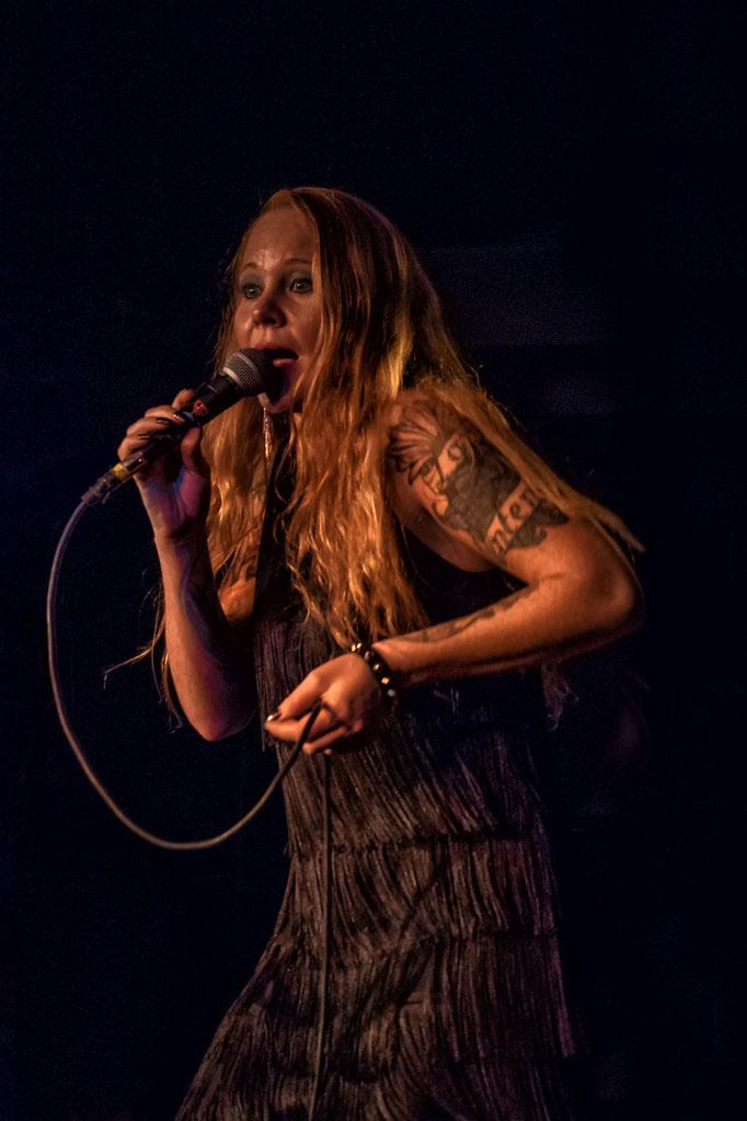 Layla Zoe, Quasimodo, Berlin, 11/2015