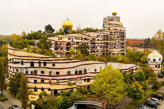 Darmstadt. Waldspirale.