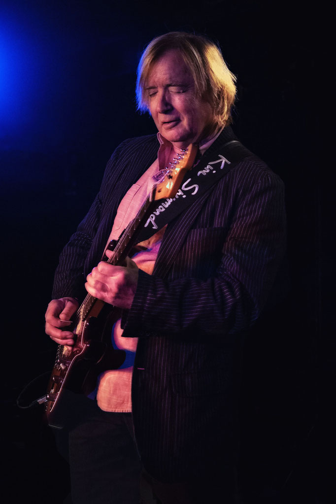 Kim Simmonds (Savoy Brown Band), Quasimodo, Berlin, 10/2015