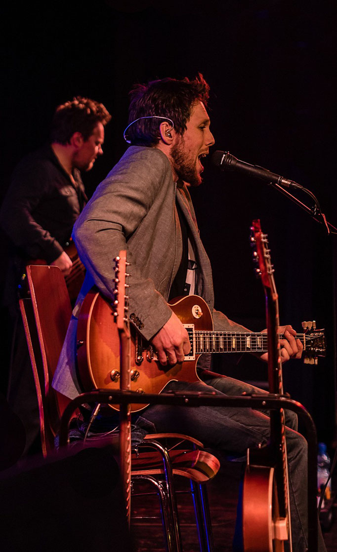 Aynsley Lister. Blues Club Baden-Baden, 01/2015.