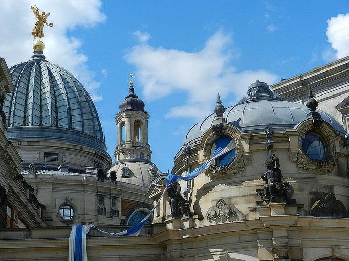 Dresden. Akademie der bildenden Künste.