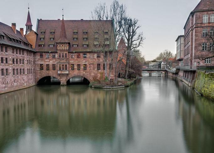 Nürnberg. Heilig-Geist-Spital.