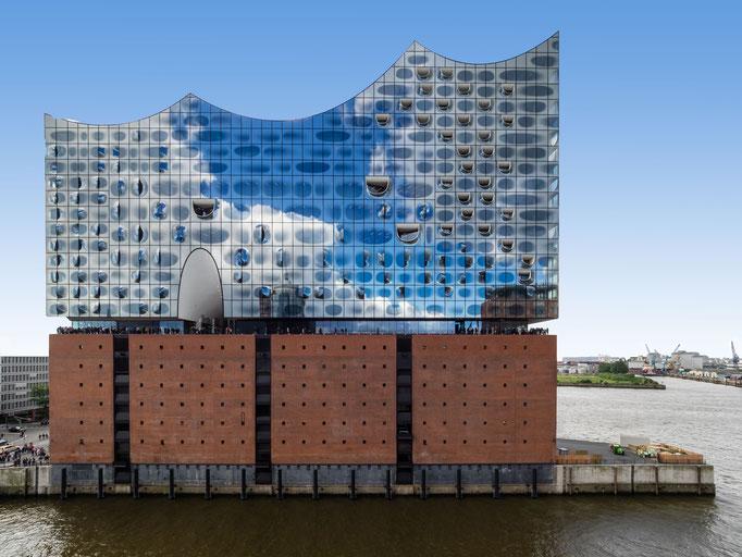 Hamburg. Elbphilharmonie.