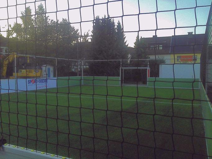 Der neue Soccer-Court