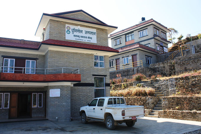 Solambhu Outreach Clinic in Nepal
