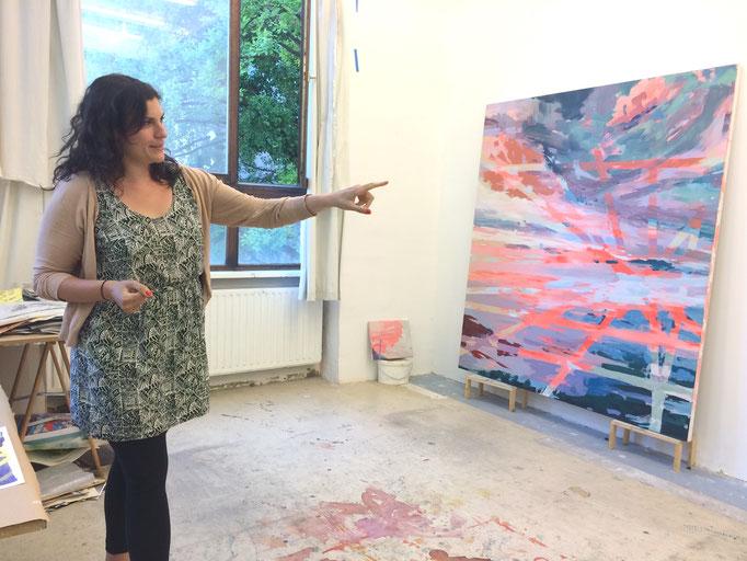 SALOON at Michelle Jezierski, 2016