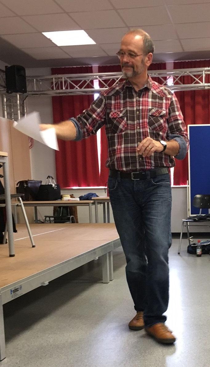 Christophe Léon Christian Rauch Schule Bad Arolsen