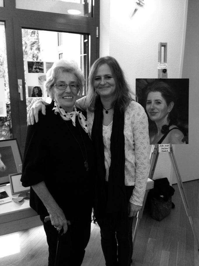 Ingrid Peschel! Meine wundervolle Lehrerin und Mentorin.