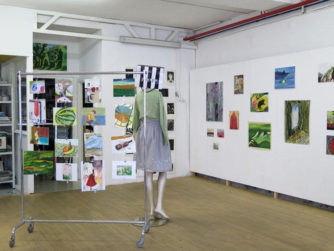 Werkschau: Ausstellung 2017