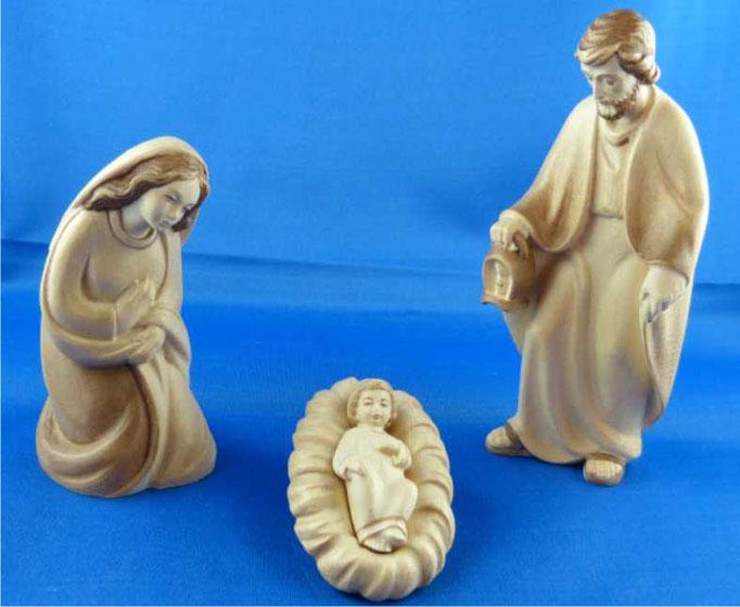 Heilige Familie Ahorn, 2fach gebeizt