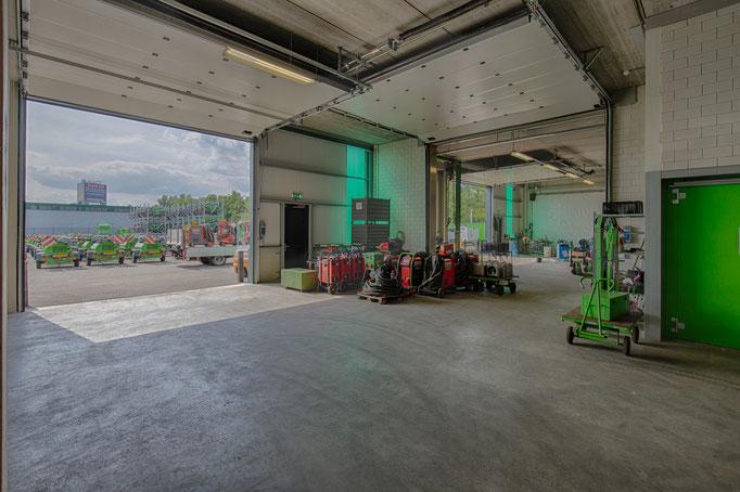 Project Indu-Tools te Rotterdam