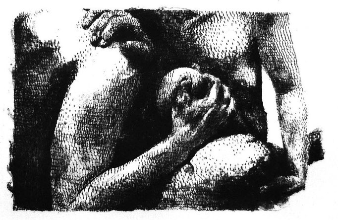 Lithograhie - 32/37 cm - 2014