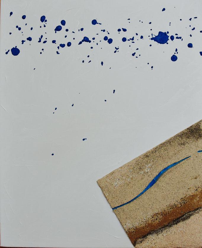 sables émouvants, 61 x 50 cm, 2016, 257 euros