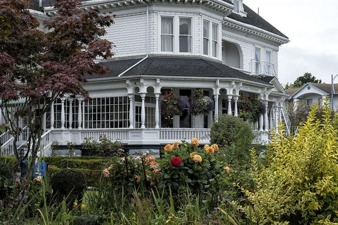 Victoria Vancouver Island Britsh Columbia Kanada