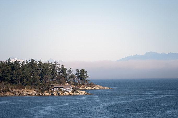 Vor Vancouver Island, Britsh Columbia, Kanada