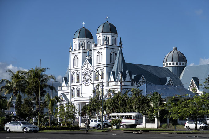 Kathedrale in Apia