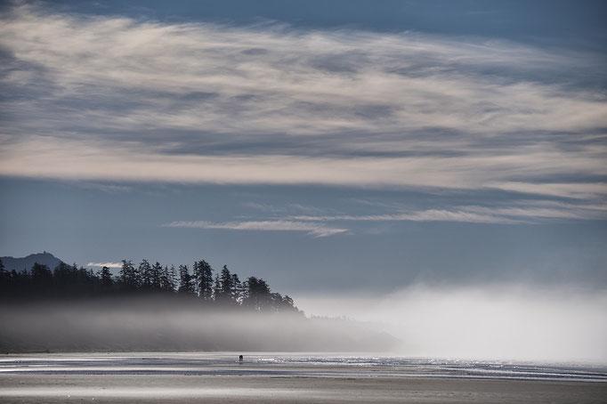 Long Beach auf Vancouver Island Britsh Columbia Kanada