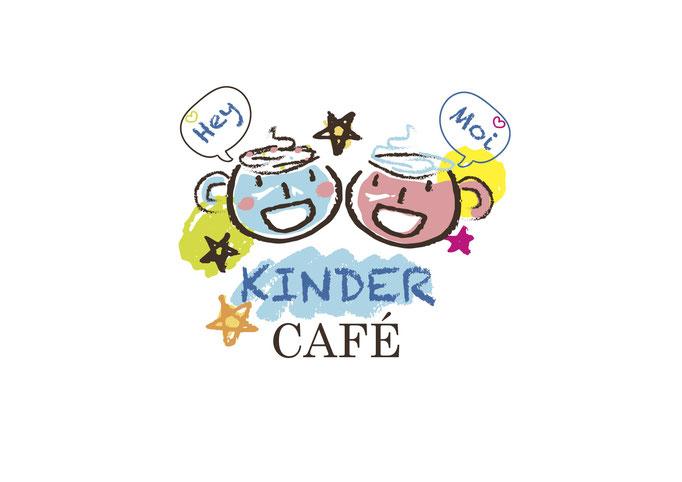 """Logodesign """"Kinder Café"""""""