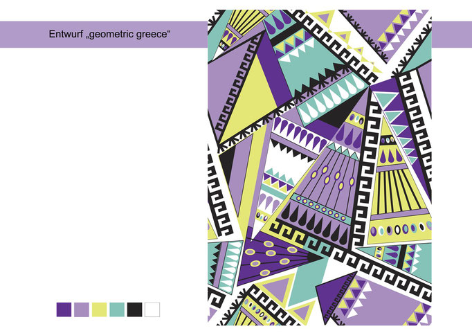 "Design ""geometric greece"""