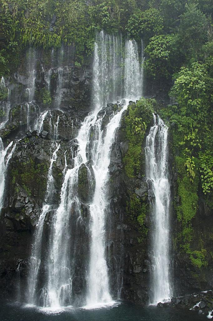 Cascade Langevin 1 - Île de la Réunion - Février 2016.