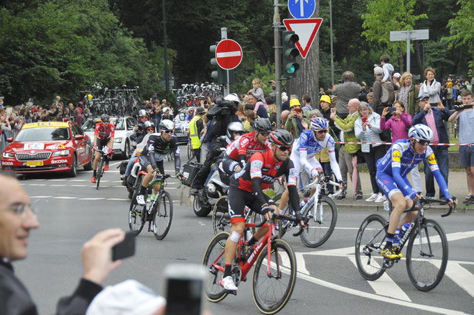 Tour de France 2017 in Düsseldorf