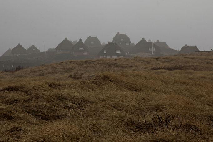Wettersturz in Hörnum