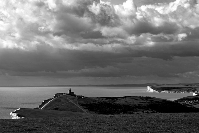 Kreideküste bei Beachy Head, East Sussex