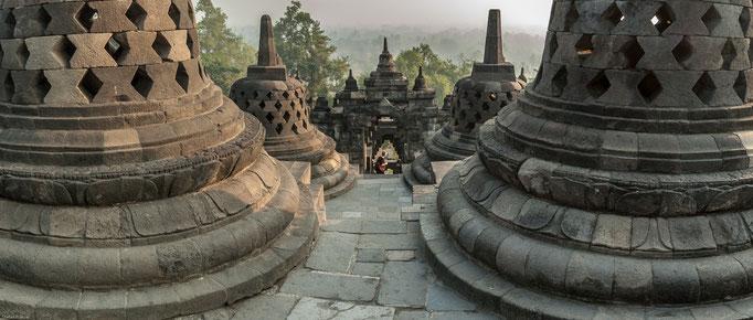 Indonesien Borobudur