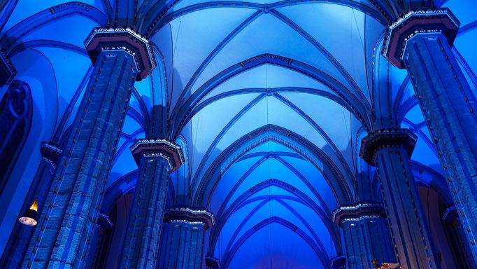 Bonn Leuchtet Name-Jesu-Kirche